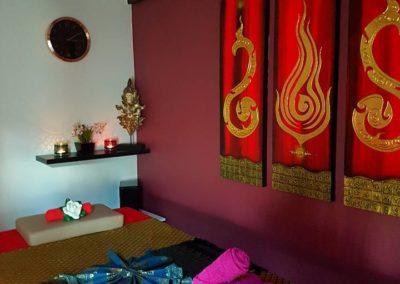 Aromaterapi & Thaimassasje - Avd. Støperiveien-Behandlingsrom