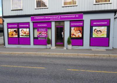 Aromaterapi & Thaimassasje - Strømsveien 82a 2010 Strømmen